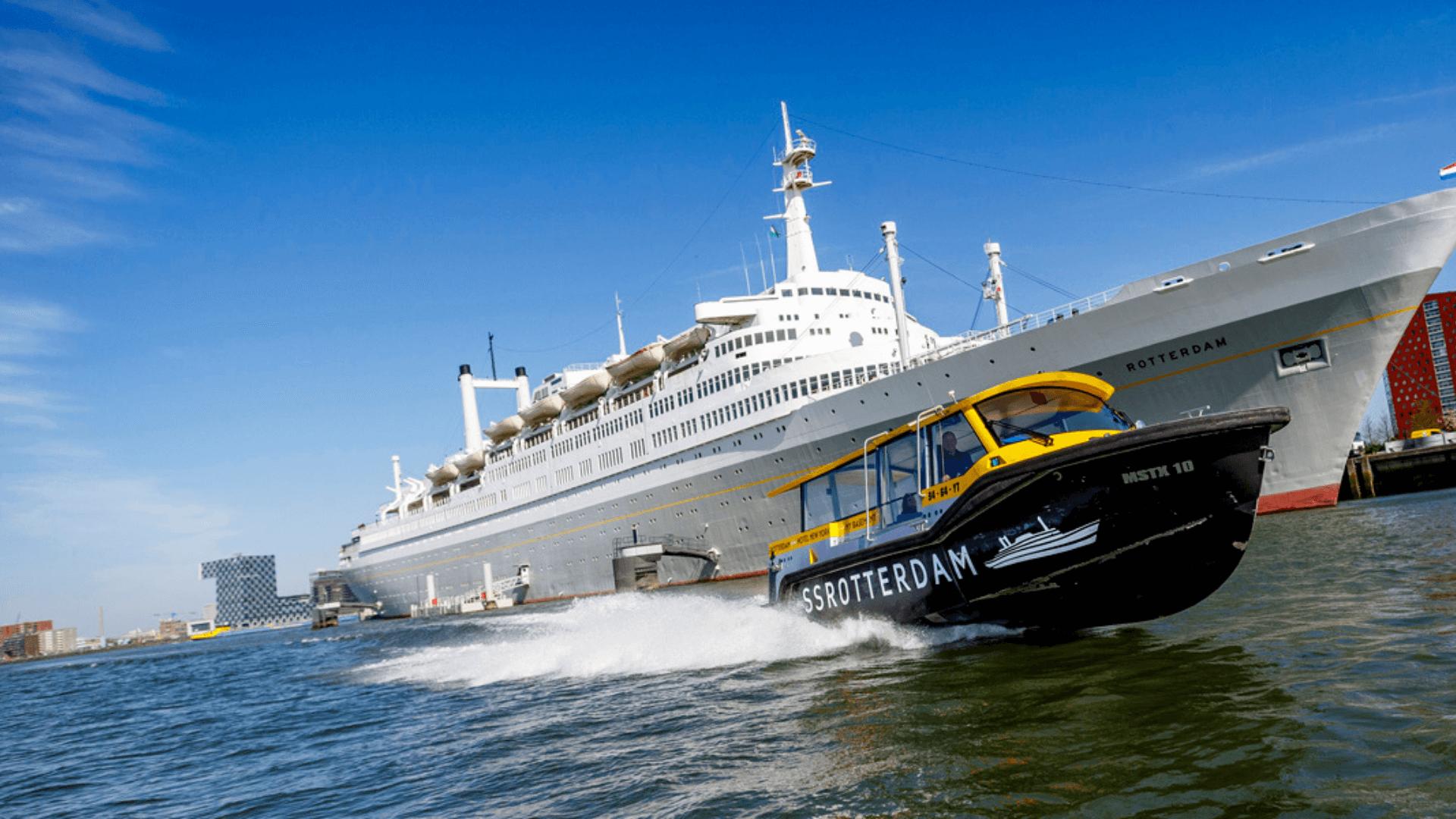 ss Rotterdam Watertaxi